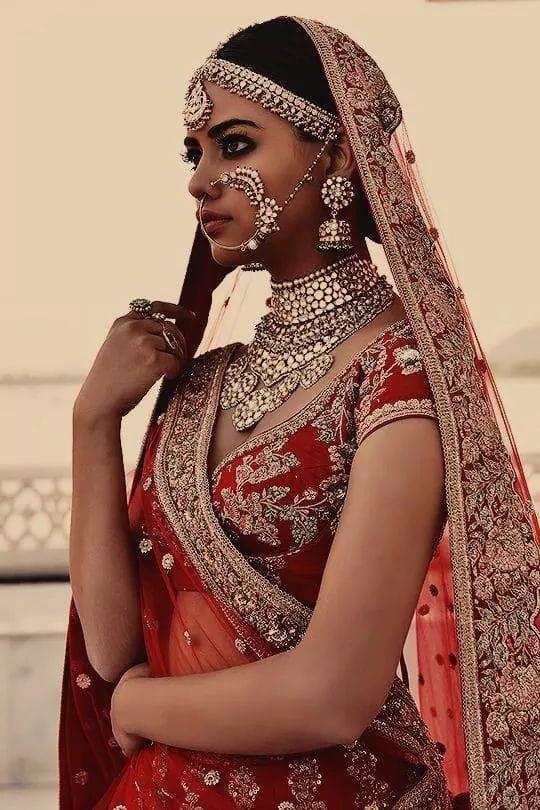 robe mariée-contact-indian fashion